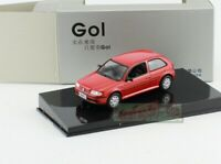 1:43 Scale Volkswagen VW GOL Diecast Model Red
