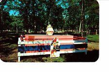 Bushkill, PA   Storyland   Humpty Dumpty  1950s