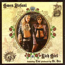☆ CD Single Gwen STEFANI Rich girl 2t CARD SLEEVE NEW ☆