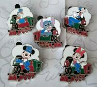 Train Conductor PWP Character Collection Limited Release Choose a Disney Pin