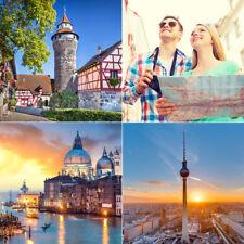 4T Städtereise 34 Hotels zur Wahl - 20 Städte Berlin, Hamburg uvm. + Frühstück