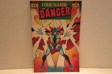 Code Name Danger Comic Book #2