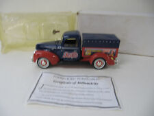 Golden Wheels 1940 Ford Pickup Pepsi Cola Never displayed, in ogig. box 9 1/2""