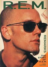 Remarks - The Story of  R.E.M. by Tony Fletcher (Paperback, 1993) FREE POST REM