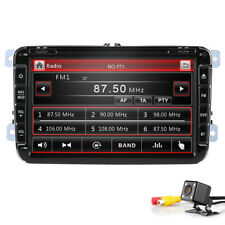 """8"""" Touch Car DVD Stereo Player for VW Volkswagen Skoda Seat GTI GPS Radio Canbus"""