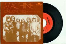 "MACHINE Lonesome Tree / Mohammed Street (1970 DUTCH PROG ROCK PS NM VINYL 7"")"