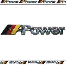 24h Logo Sticker M POWER Autocollant Adhésif BMW Sport Auto ALLEMAGNE 13,9cm