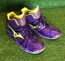 MIZUNO WAVE TORNADO 7 MID Mens Volleyball Trainers Shoes Size 13 UK / 48.5 EU