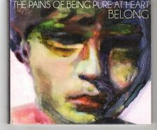 (HK134) The Pains Of Being Pure At Heart, Belong - 2011 CD