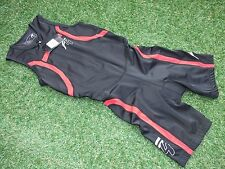 BNWT MENS FOOR F4 TRIATHLON TRI RACE SPEED SKIN SUIT ~ RRP £79.99 ~ SMALL