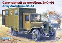 Eastern Express 35009 Soviet WWII Field Staff Car Gaz-67B MODEL KIT 1//35
