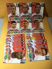 BECKHAM 2010 PANINI XL ADRENALYN FIFA World Cup S. AFRICA ENGLAND SUPERSTARS SET