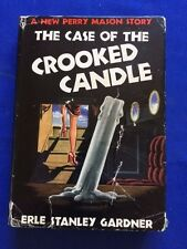 THE CASE OF THE CROOKED CANDLE - FIRST EDITION BY ERLE STANLEY GARDNER