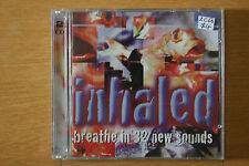 Inhaled 32 Songs on 2xCD - Placebo, Suipergrass, Regurgitator  - (Box C101)
