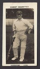 More details for pattreiouex (early) - famous cricketers (printed) - #c56 hardinge