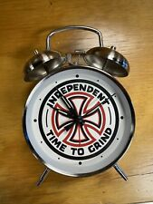 """Independent Truck Co. """"Time To Grind� Alarm Clock"""