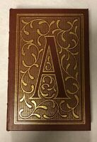 EASTON PRESS 100 GREATEST BOOKS EVER WRITTEN COLLECTOR NOVEL: THE SCARLET LETTER
