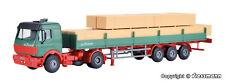 Kibri H0 14641 MB SK Zugmaschine mit Auflieger und Holzladung NEU/OVP