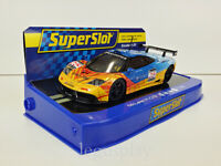 Slot Car Scalextric Superslot H3917 Mclaren F1 GTR Nº25 Nürburgring 1997 D.