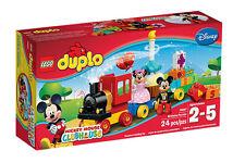 Lego 10597 Duplo Disney Mickey and Minnie Birthday Parade