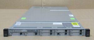 """Cisco UCS C220 M3 2x 6C Xeon E5-2620v2 2.1GHz 32GB Ram RAID 8x2.5"""" Bay 1U Server"""