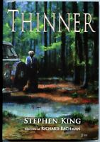 Stephen King: Thinner 30th Anniversay edition. Deluxe Special Signed Edition
