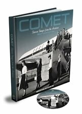COMET Immagini Inedite dagli Archivi DVD+BOOK in Inglese NEW .cp