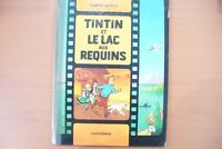BD - TINTIN ET LE LAC AUX REQUINS    - CASTERMAN 1973  -  bon etat !!
