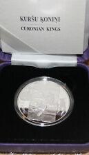 5 Euro Silber Lettland pp 2018 Kurische Könige
