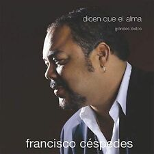 Dicen Que El Alma CESPEDES,FRANCISCO MUSIC CD