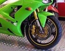 Rueda Llanta Cinta calcomanía Kawasaki Zx6r Zx9r Zx10r Gpz WSB