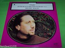 Chopin - Milosz Magin - Integrale des Nocturnes Vol.1 - Festival Classique LP
