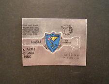 1966 Rat Patrol Insignia Ring #13 Topps card