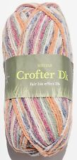 Sirdar Crofter DK 50g - DISCOUNTED Clearance Offers 071 Gables