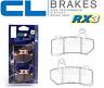 RX3 CL Pastiglie Freno Sinterizzate posteriore HARLEY VRSCX V-Rod 1250 08-