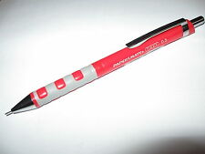 ROTRING TIKKY finemente penna mine 0,5 mm ROSSO SUPER!!!
