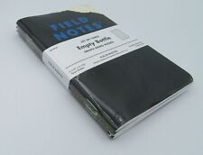 Field Notes Empty Bottle Sealed 3-Pack Memo Notebooks Pads - Limited Edition