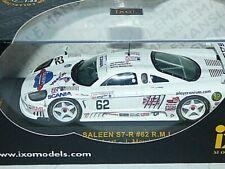 Ixo Saleen S7R Le Mans 2001 No. 62 McKeller/Lambert/Mowlem REF: LMM033