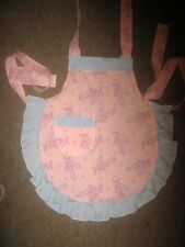 Cotton Blend Embroidered Kitchen Aprons