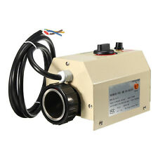 Swimming Pool  Bath SPA  3KW 220V Hot Tub Electric Water Heater Thermostat