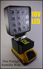 DeWalt 18v LED Work Light  / Torch / Camping Light - Innovation Australia