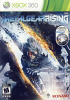 METAL GEAR RISING - REVENGEANCE (WALMART EXCLUSIVE INSTRUMENTAL SOUNDT (XBOX360)