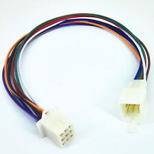 9Pin,2.8mm,Connector,Cable,Extension,motorcycle,digital,speedo,odometer,KPH,MPH