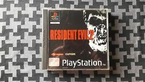 Resident Evil 2 sur ps1, VF, complet, en très bon état