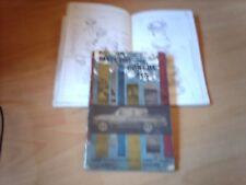 Ford Parts catalogue Consul 315 2 dr 4 dr Capri