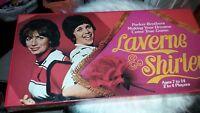 1977 BOARD GAME LAVERNE & SHIRLEY TV Show SEALED NEW Rare VINTAGE