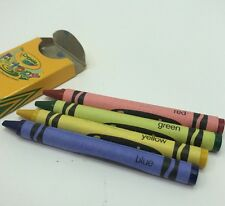 The Crayola Factory Crayons Box Of 4 Factory Crayons, 4 Classic C277B