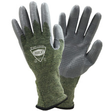 Ironcat® Metal Tamer™ Silicone Palm Tig Welding Gloves Cut Resitant A3 Size S-2X