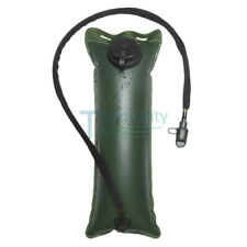 3L Water Bladder Bag Hydration System For Backpack Hiking Camping US