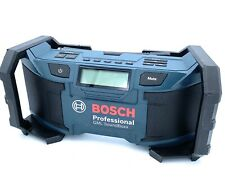 Radio da cantiere Bosch GML SoundBoxx Professional a Batteria